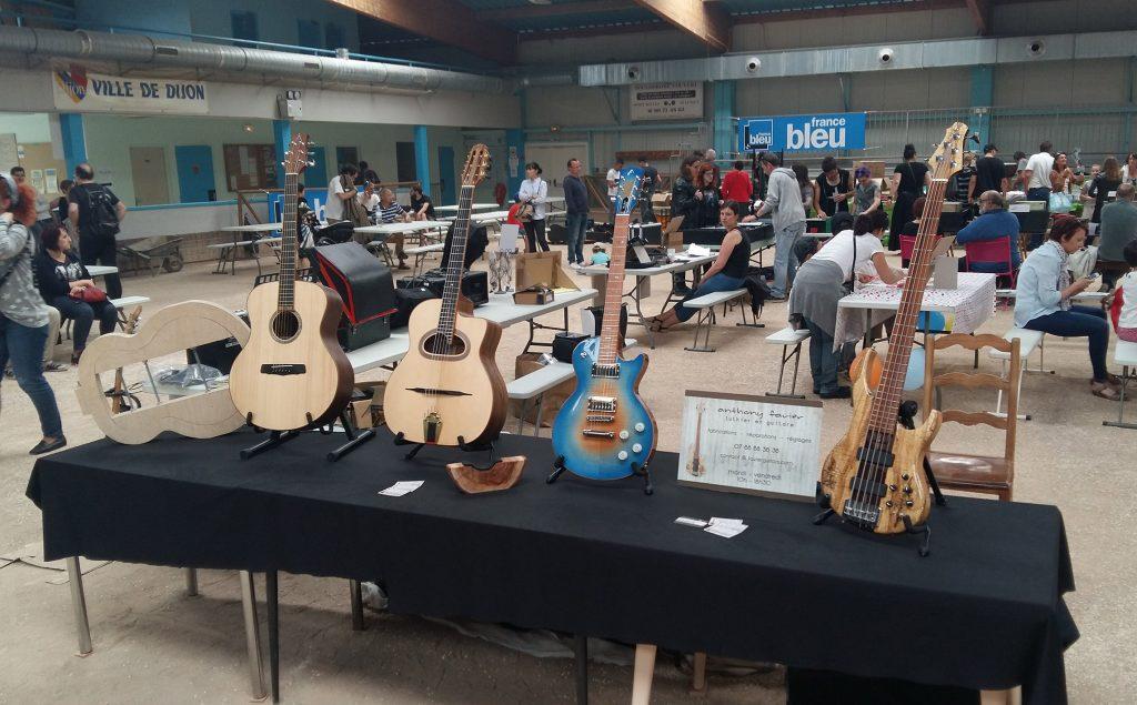 Luthier Dijon - Favier Guitars