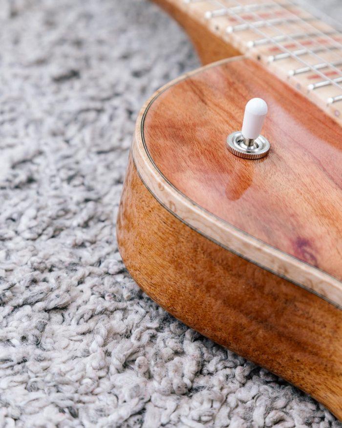 Guitare électrique - Gibson Les Paul - Luthier