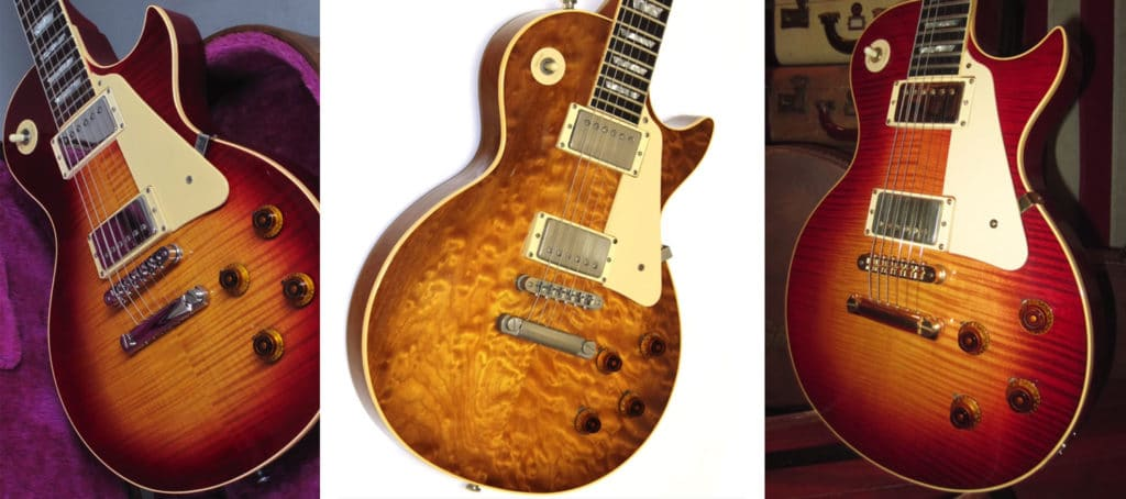 Gibson Les Paul Heritage Standard 80 Standard 80 Elite et Award