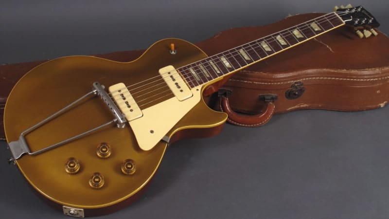 Prototype-Les-Paul-Goldtop