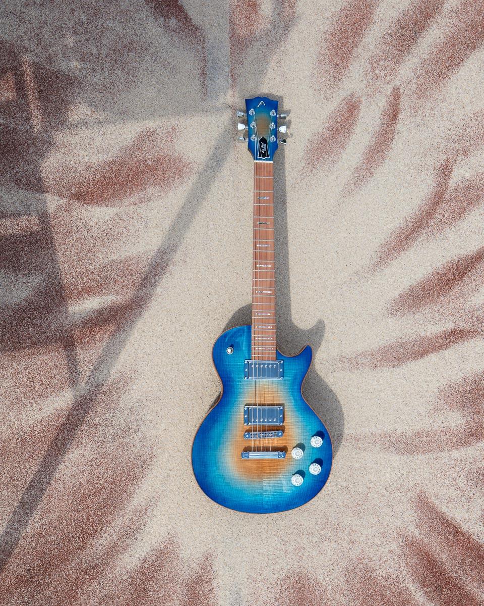 Guitare électrique Les Paul - Luthier près de Chalon-sur-Saône