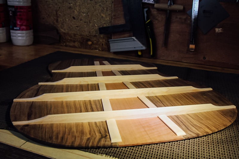 Lutherie - barrage - atelier luthier