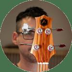 Témoin client - Luthier guitare