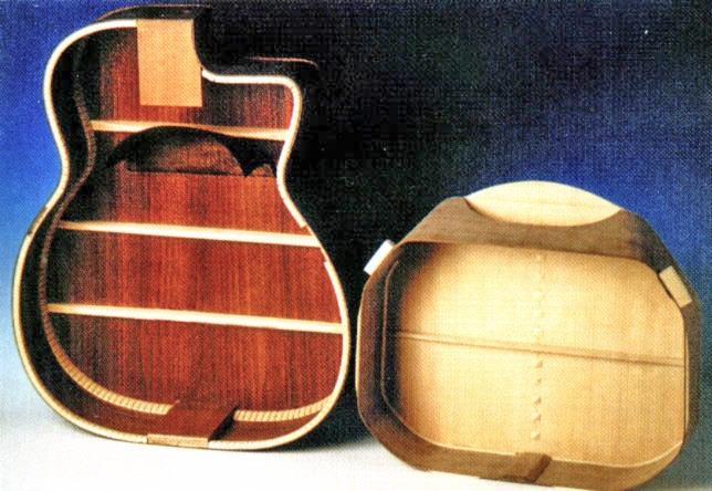 Guitare acoustique - Selmer Maccaferri - Résonateur