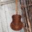 Guitare acoustique - Guitare folk - Fond en noyer américain
