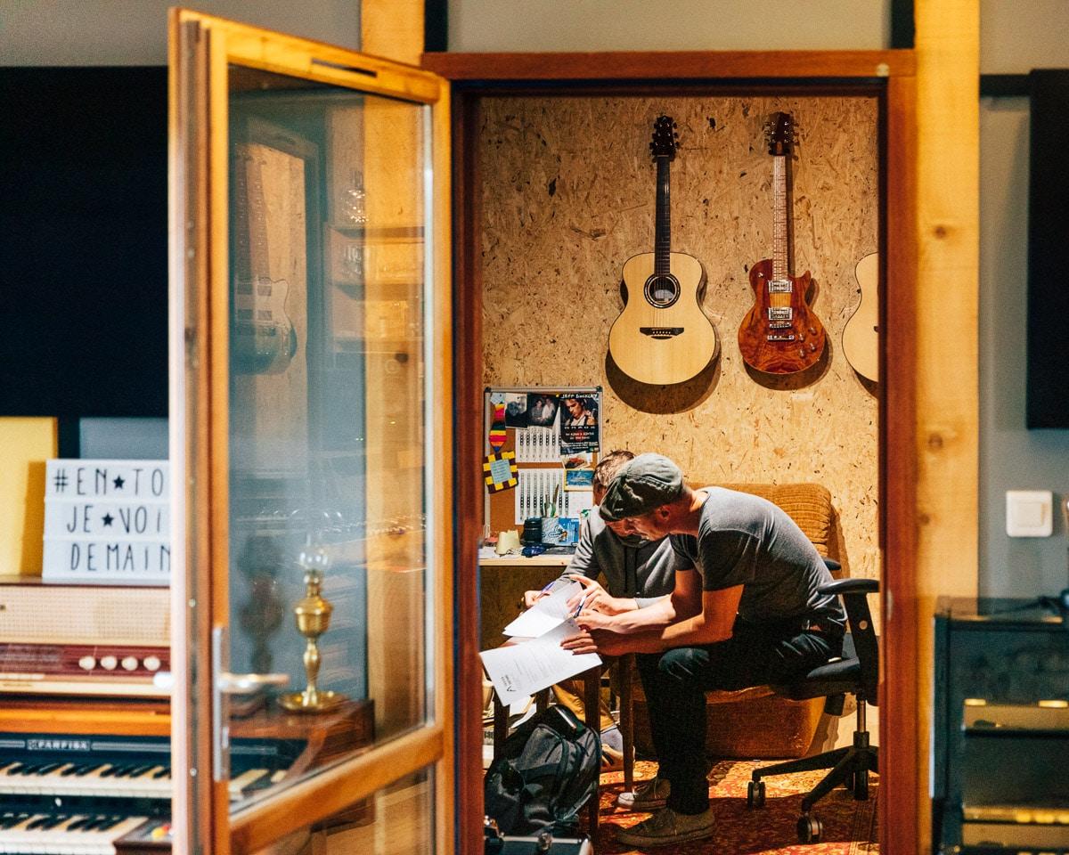 Endorsement - Nico Sarro - Signature luthier