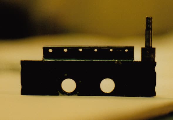 Chevalet de trémolo de la guitare de Brian May