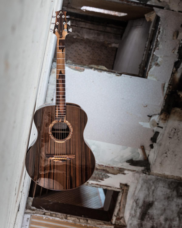 Guitare acoustique - Palissandre de rio